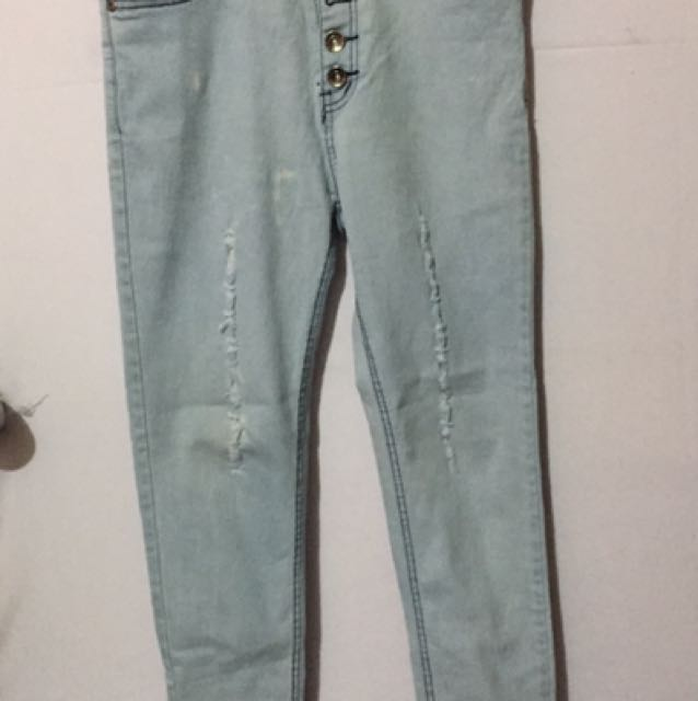 Unbranded Tattered Jeans
