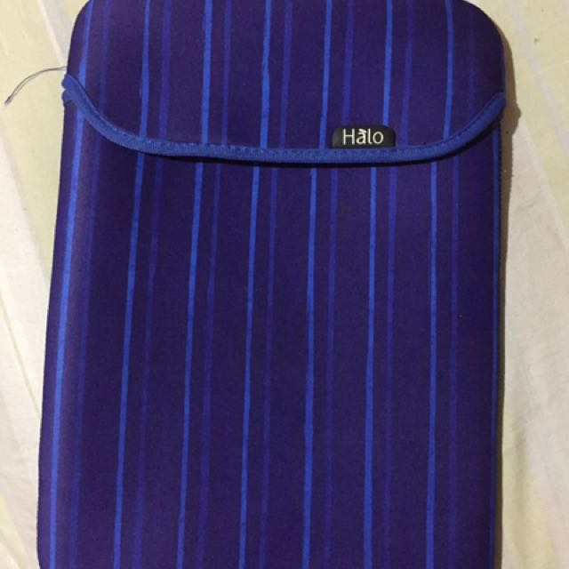"""Used Halo reversible sleeve for Macbook Air 13"""""""