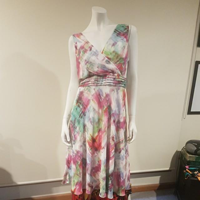 W Lane dress