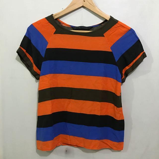 zara basic stripes