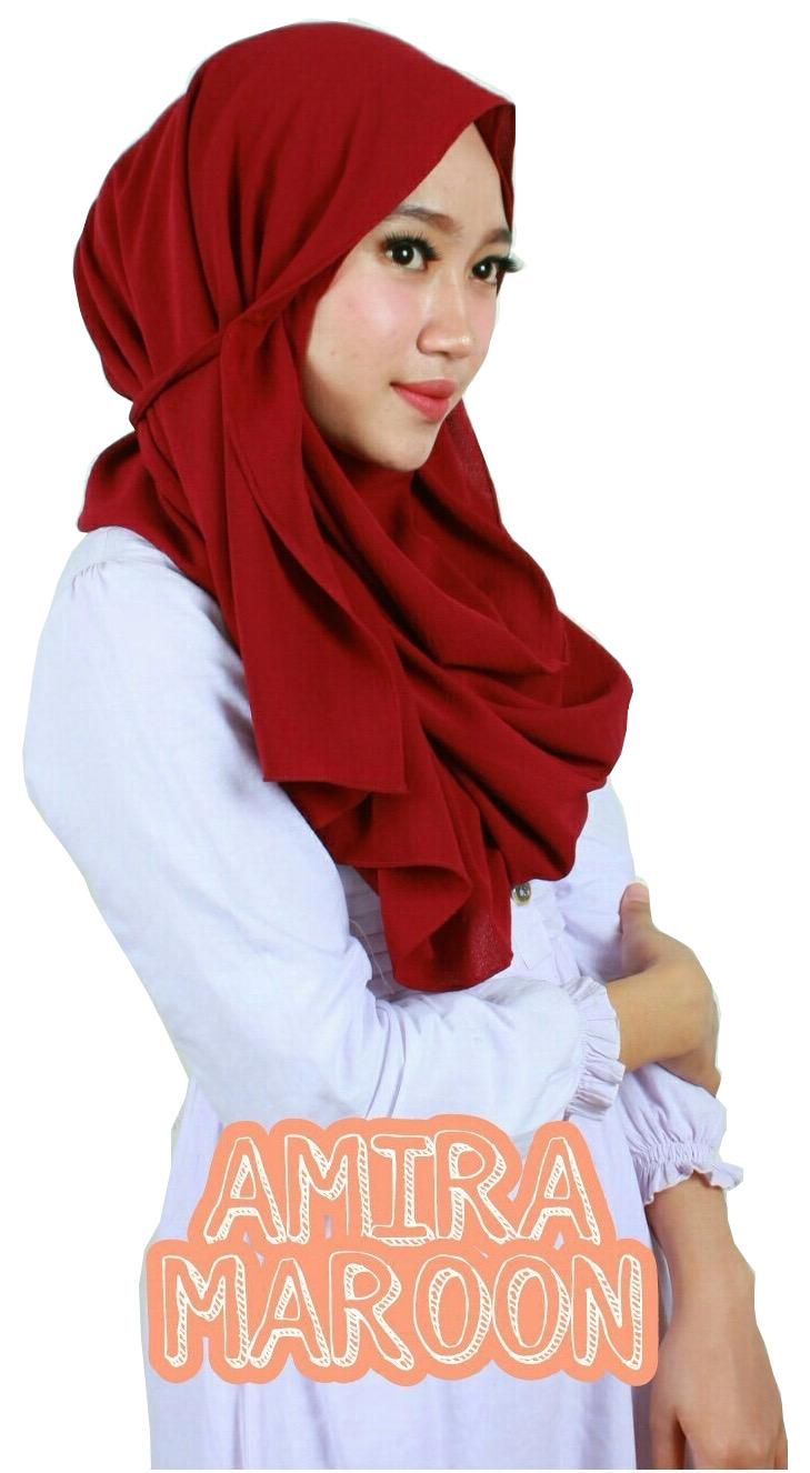 Zo Kerudung Hijab Instan Amira Olshop Fashion Olshop Muslim Di Carousell
