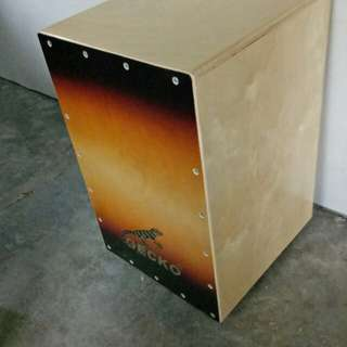 Gecko cajon Beatbox with bag model: cl14s