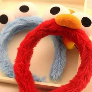 Elmo髮飾