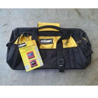Rolsen Hard case tool bag