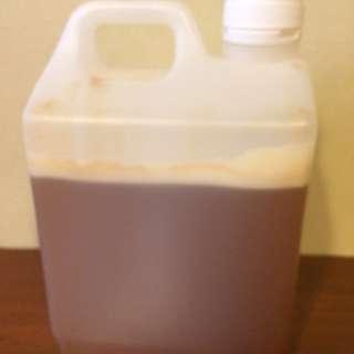 100% Pure raw wild honey 1 Liter