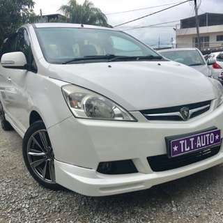 2010 Proton Exora 1.6 (A) CPS HighSpec LeatherSeat