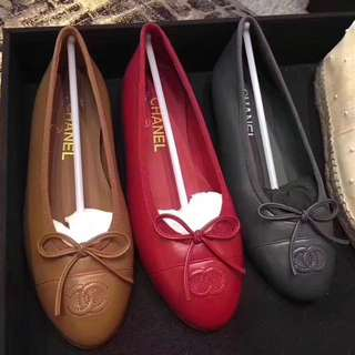 Chanel Ballerinas Flats