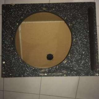 Woofer box