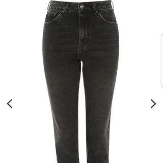 Topshop Moto Jeans W25