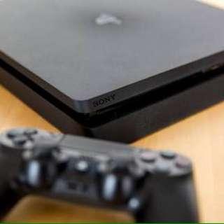 PS4 slim 1tb rush sale!