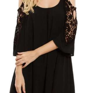 Brand new black summer dress
