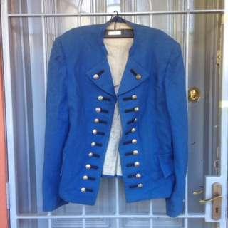 Blue Band Jacket. Sargent Peppers