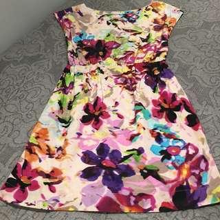 TOMMY Dress Size 2 Worn Once