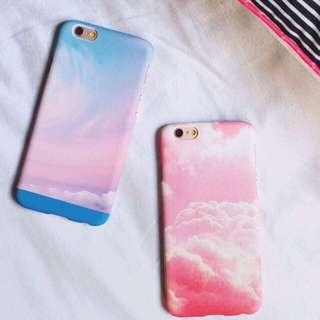 [SEDANG DISKON] Cloudy Pastel Case