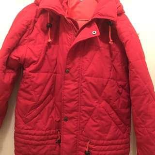 Nautica red jacket (small)