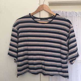 Glassons stripe t
