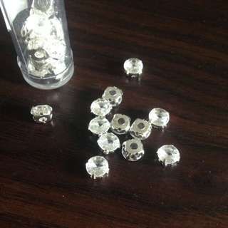 Lincraft Fake Diamond Jewels