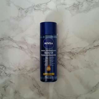 Nivea Body Oil