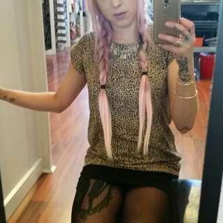 Halsinky leopard t shirt