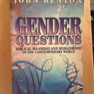 Gender Questions