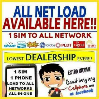 Eloading Business to All Networks