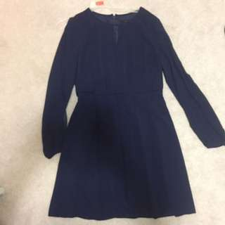 Marc New York Navy Dress
