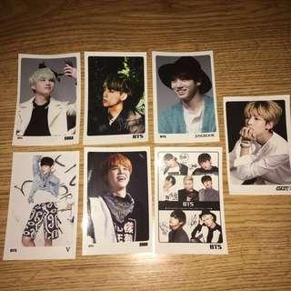 K-pop Photo Cards