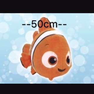 50cm/ Finding Nemo/ Nemo Plushy