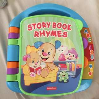 Fisher Price Story Book Rhymes
