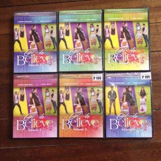 Got To Believe (Kathniel) Volume 1-6