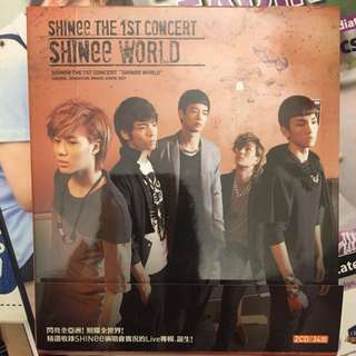 SHinee the 1st concert