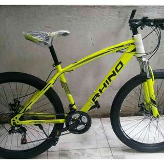 Mountain bike 2017 RHINO model