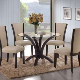 Brand new dining table set