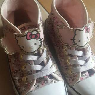 Original Sanrio Hello Kitty shoes size US13