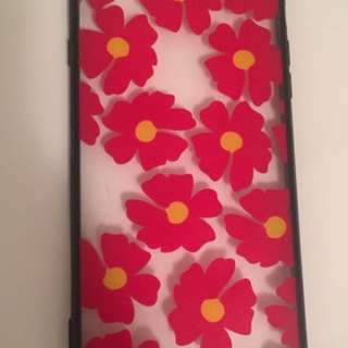 iPhone 6 Plus Floral Phone Case