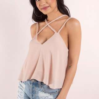 TOBI Criss Cross Tank