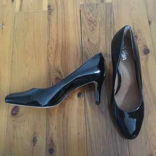 Wittner Patent Leather Heels