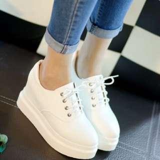 降價 內增高厚底休閒女鞋