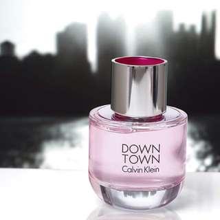 Calvin Klein • Downtown