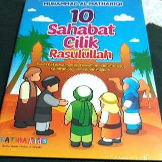 10 Sahabat Cilik Rasulullah - Full Color