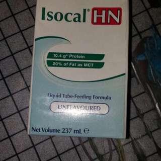 雀巢愛素寶高蛋白營養奶 Isocal HN