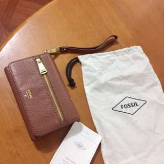 Reprice Fossil Wallet! Rush Sale!