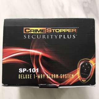 CrimeStopper SP-101
