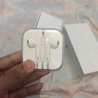 Earphone iPhone original