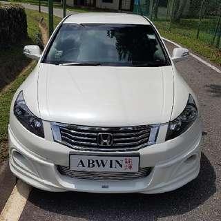 Honda Accord 2.4l 5at
