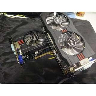 Asus Nvidia GTX 750TI-OC-2GD5 DDR5 128Bit Graphic Card 6 Pcie power