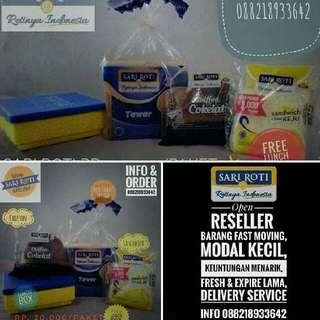 Paket Sari Roti