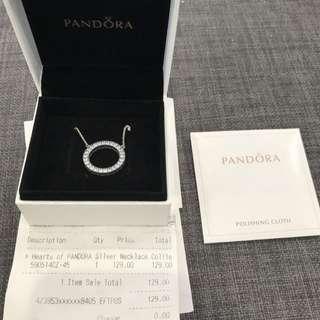 Hearts Of Pandora Necklace