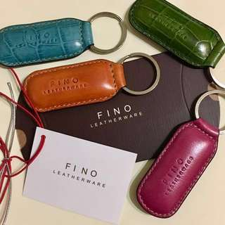 FINO Leatherware Keychain