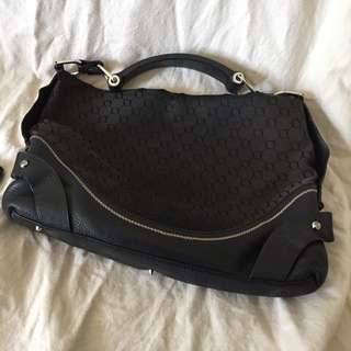 Oroton bag and matching purse